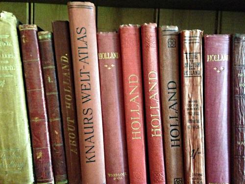 Antieke reisgidsen