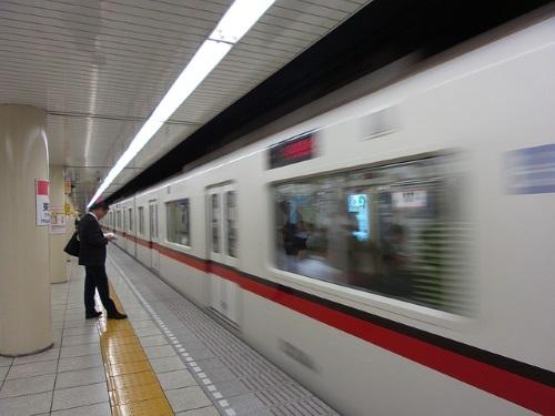 Openbaar vervoer in Tokyo