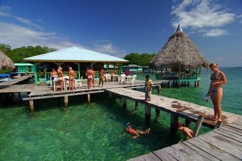 Cayo Coral, Panama