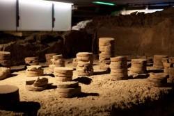 Archéoforum in Luik, België