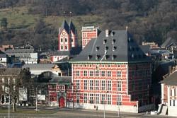 Grand Curtius Museum in Luik