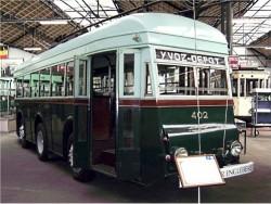 Openbaar Vervoer Museum in Luik