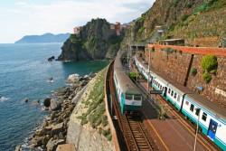 Reizen met de trein naar Italië