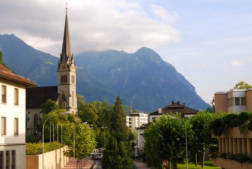 Reizen naar Liechtenstein