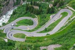 Reizen met de auto in Zwitserland