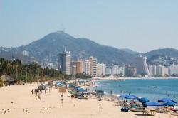 Vakantie in Acapulco