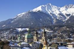Vliegen naar Innsbruck