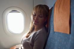 Tips om te slapen in het vliegtuig