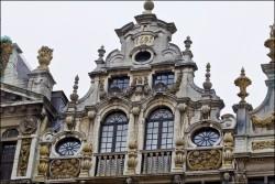 Grote Markt in Brussel