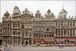 Vakantie Brussel