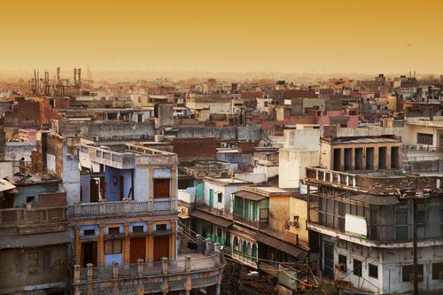 Vakantie Delhi