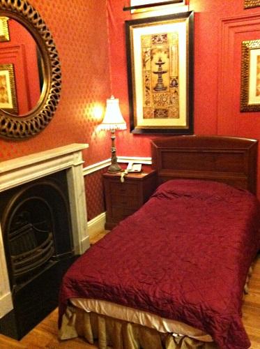 Klein hotel in Londen