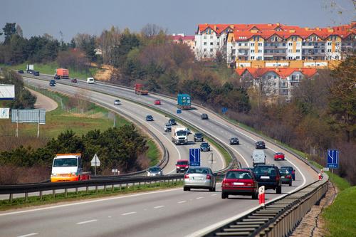 Reizen met de auto naar Polen