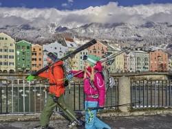 Vakantie in Innsbruck
