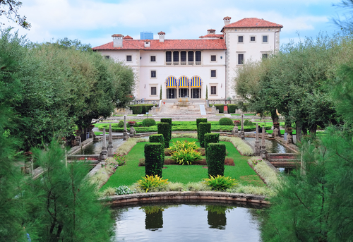 Vizcaya Museum in Miami
