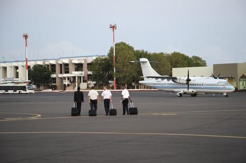 Reizen naar Djibouti