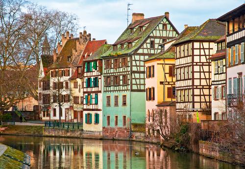La Petite France, Straatsburg