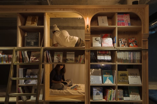 Book and Bed Hotel, Tokyo