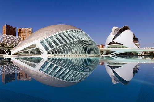 Vakantie in Valencia, Spanje