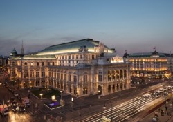Vakantie in Wenen