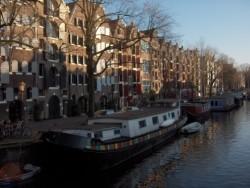 Vakantie Amsterdam