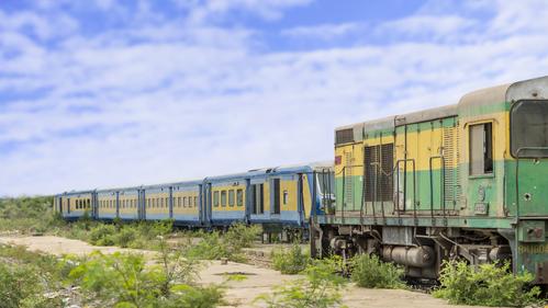 Trein Senegal