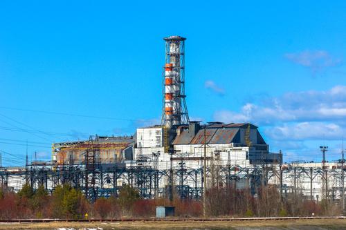 Tsjernobyl kerncentrale