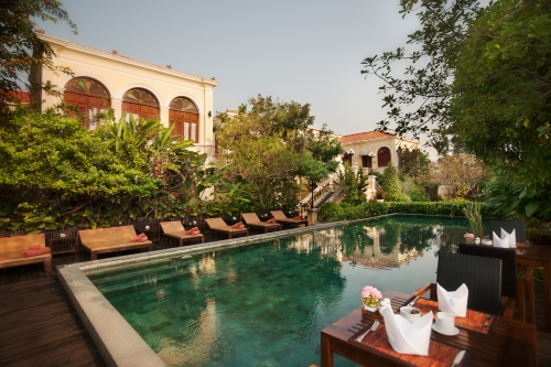 Praya Palazzo Hotel in Bangkok