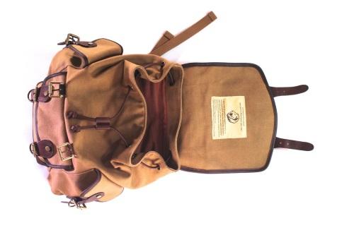 Cecil Safari Backpack