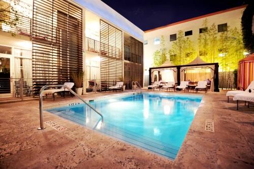 Angler's Hotel in Miami