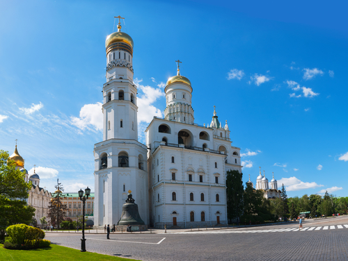 Klokkentoren van Ivan de Grote in Moskou