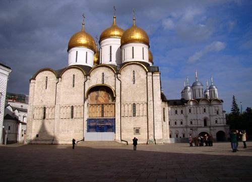 Oespenskikathedraal Moskou