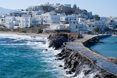 Vakantie op Naxos