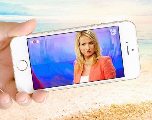 BVN app voor tv-programma's wereldwijd