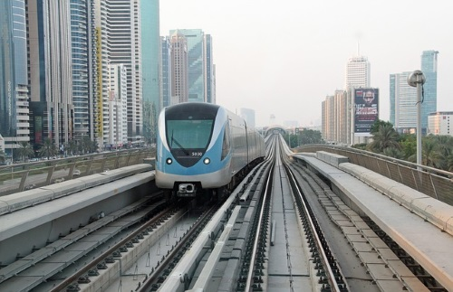 Vervoer vanaf luchthaven Dubai