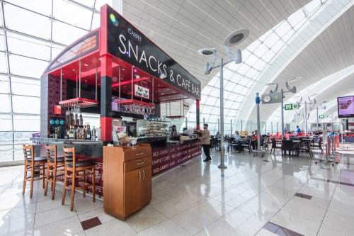 Dubai luchthaven