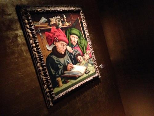 Tentoonstelling in Gent over geld