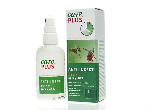Muggenspray DEET