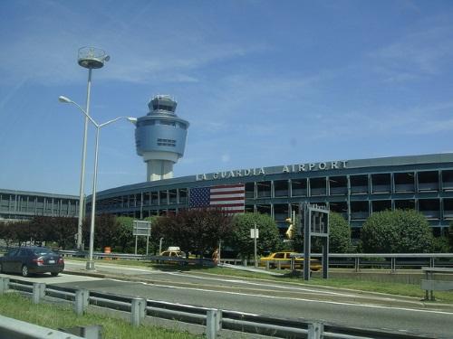 LaGuardia Airport in New York