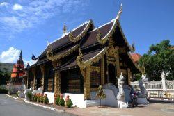 Vakantie in Chiang Mai
