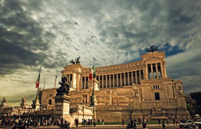 Vakantie in Rome