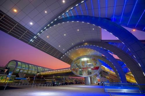 Vliegen naar Dubai