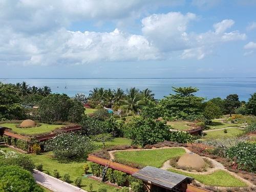 Vliegen naar Zanzibar