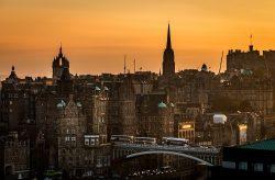 Vakantie Edinburgh