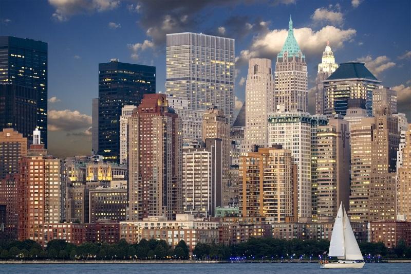 Vakantie in New York City
