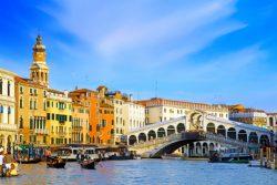 Vakantie in Venetië, Italië