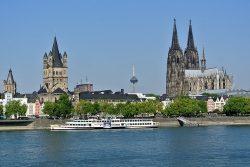 Vakantie in Keulen, Duitsland