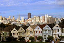 Vakantie in San Francisco