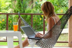 Stress zonder wifi op vakantie
