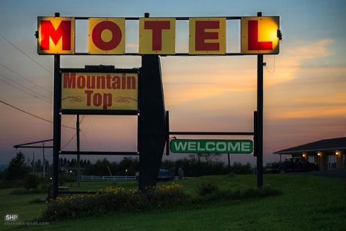 Overnachten en hotels in Canada
